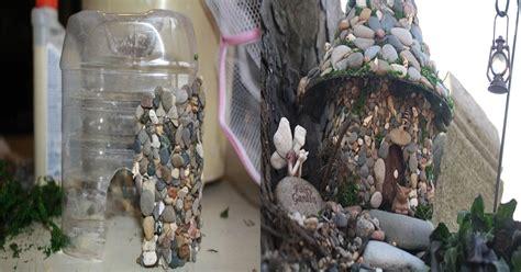 diy fairy house diy miniature stone fairy house usefuldiy com