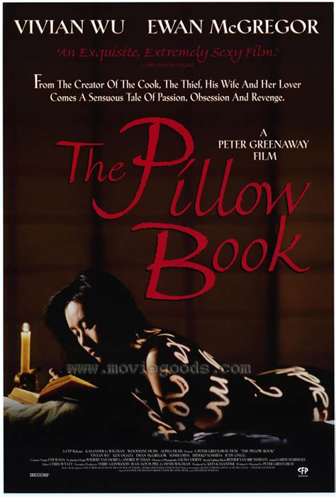 The Pillow Book - the pillow book posters from poster shop