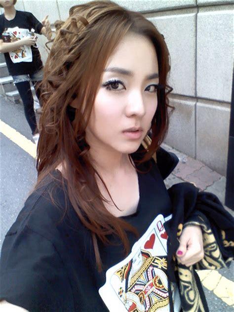 Dara Top 12 biodata girlband 2ne1 korea musik