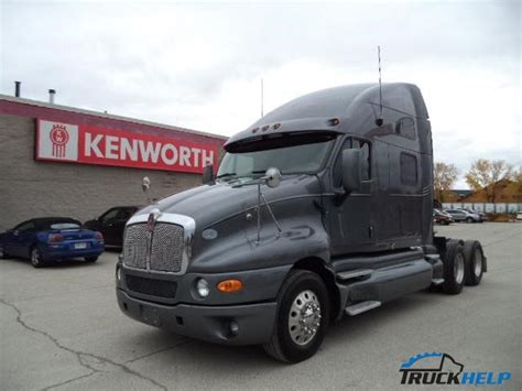 kenworth t2000 for sale by image gallery 2009 kenworth t2000