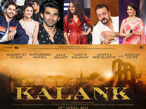 �kalank� interesting facts about the biggest multi