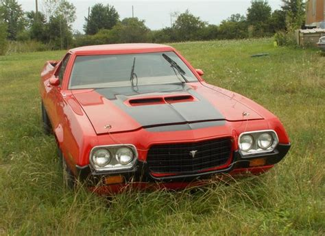 my 1972 ford ranchero gt classic muscle car steemit
