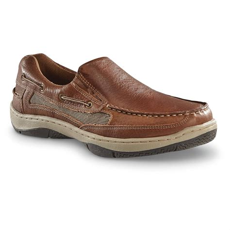 slip on shoes guide gear boat shoes slip on 588672 boat water