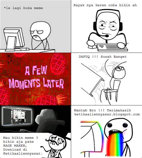 Cara Buat Meme Comic - cara mudah membuat quot meme quot comic jurnal alien nyasar