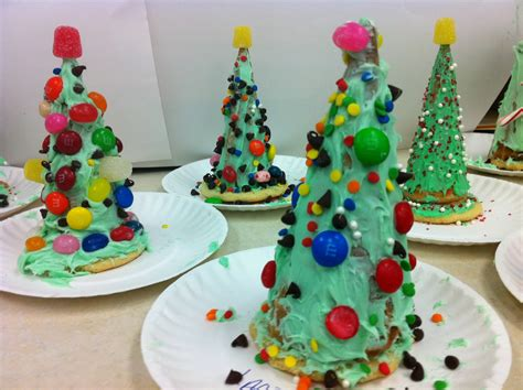 my life according to pinterest edible christmas trees