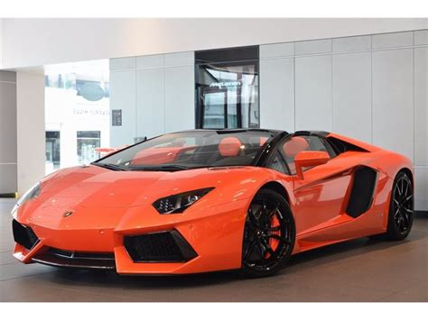 Lamborghini For Sale 2014 2014 Lamborghini Aventador For Sale Gc 17052 Gocars