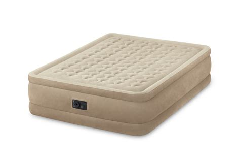 Intex Mattress by Intex Raised Ultra Push Fiber Tech Air Bed Mattress