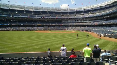 Section 136 Yankee Stadium by Yankee Stadium Section 135 New York Yankees