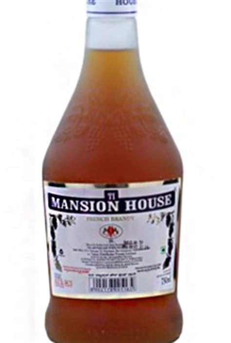Mansion House French Brandy 375ml Bottle Gulpwiki Vgulp
