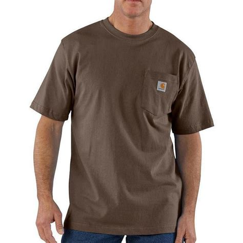 Carhartt T Shirts by Carhartt Workwear T Shirt Irregular K87irr