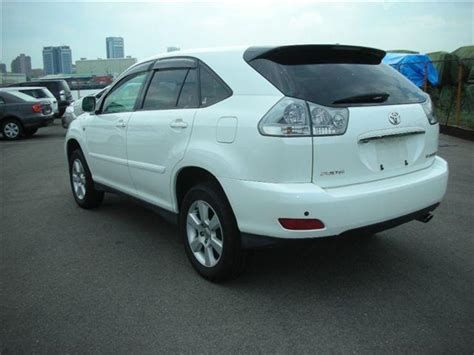 used toyota harrier picture image used 2003 toyota harrier photos