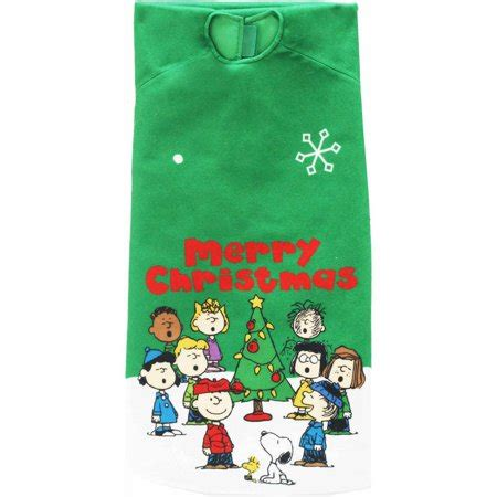 tree skirts walmart 48 quot snoopy tree skirt walmart