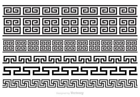 greek pattern svg free greek key brushes vector download free vector art