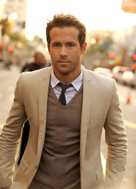 Actor Ryan Reynolds Is The New Face Of L?Oréal Paris
