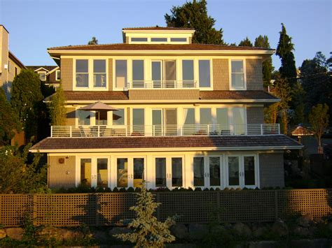 3 story homes seattle djc local business news and data environment hopes leed platinum house