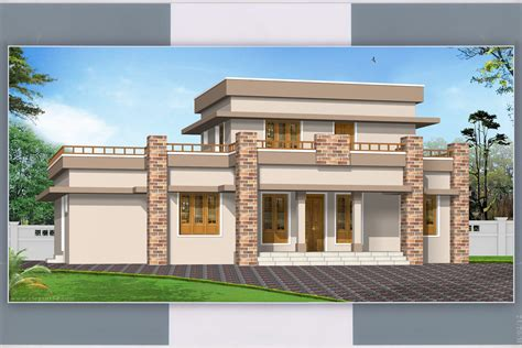 pillar design for houses kerala house design