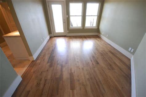 bona traffic satin hardwood floor finish review matt