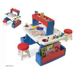 Step2 Creative Projects Table Includes Two Stools by Desks Step 2 Reviews