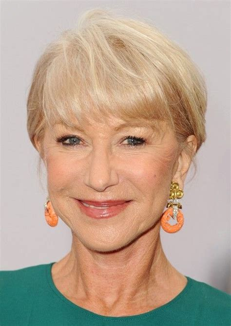 short wispy hairstyles for older women 107 best images about short hair on pinterest