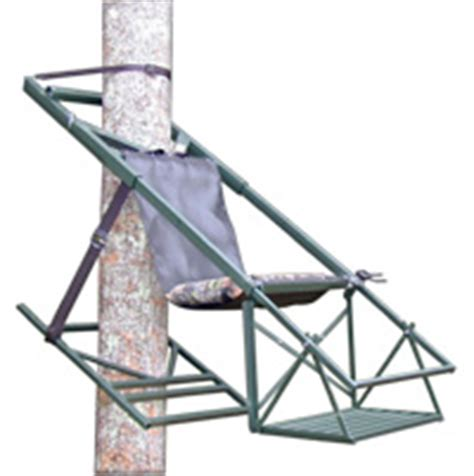 different types of tree stands