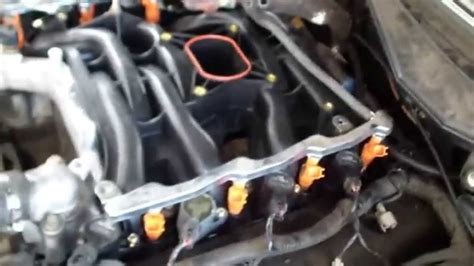 2001 lincoln town car engine noise youtube ford 4 6l v8 intake manifold replacement funnydog tv