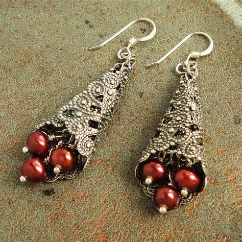 Handmade Pearl Jewelry Designs - 25 best ideas about handmade pearl jewelry on