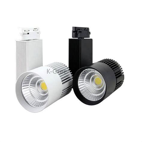 Lu Led Ac 10x high quality 20w 30degree cob led track light with