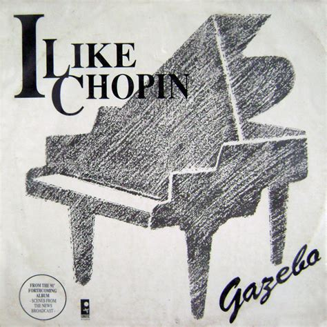 gazebo chopin gazebo i like chopin vinyl at discogs