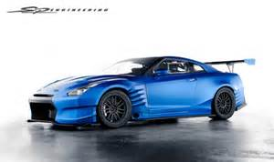 Fast Nissan Cars The Cars Of Fast And Furious 6