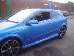 Vauxhall Astra Windscreen Vauxhall Astra H Mk5 Heko Wind Deflectors 3dr Inc Vxr 163