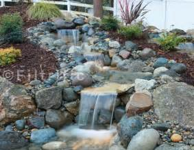 pondless waterfall kits waterfalls with a clog free