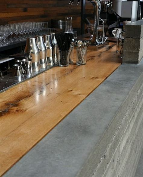 Concrete Bar Top by Concrete Counter Top Project Mumm Napa Valley