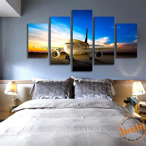 airplane home decor online get cheap wall art airplane aliexpress com