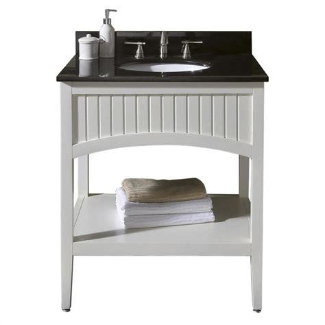 Avanity Bathroom Vanities by Avanity Beverly 30 In Vanity Only White Traditional