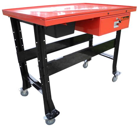 Transmission Table by Redline Transmission Tear Table With Drain Free