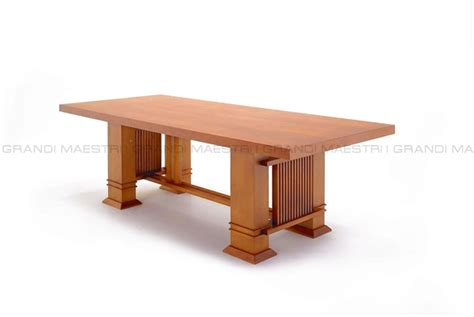 frank lloyd wright table l allen table frank lloyd wright