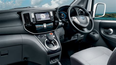 Nv200 Interior by Design Nissan E Nv200 Electric Nissan
