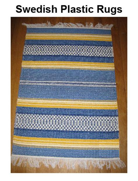 Swedish Plastic Rugs by Scandinavian Gifts Baked Goods Grocery Discounts