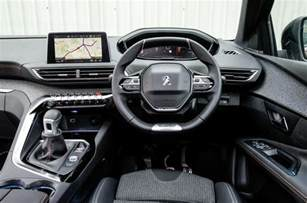 Peugeot 3008 Interior Peugeot 3008 Review 2017 Autocar