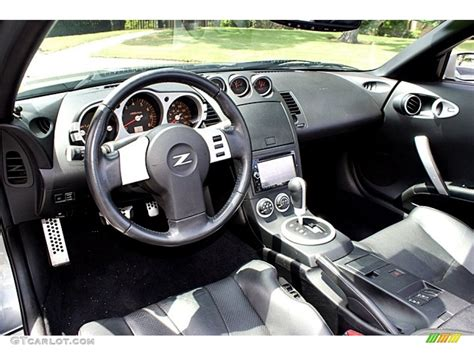 2004 350z Interior by Carbon Black Interior 2004 Nissan 350z Touring Roadster Photo 68168206 Gtcarlot