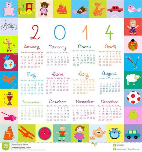 Calendario Colegio Guatemala Calendario 2014 Con Los Juguetes Para Los Ni 241 Os