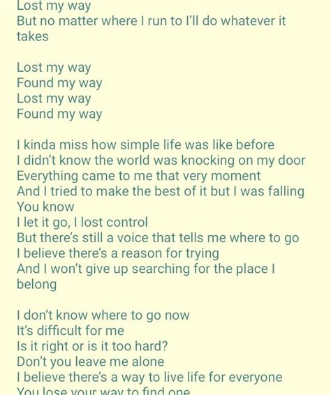 Bts Lost Lyrics | bts lost army s amino