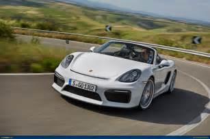 2015 Porsche Spyder Ausmotive 187 2015 Porsche Boxster Spyder In Detail