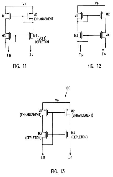 high voltage transistor cascode patent ep0561469a2 enhancement depletion mode cascode current mirror patents