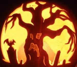 Cool Pumpkin Outlines cool pumpkin carving ideas for