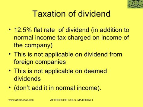 section 10 21 of income tax act income tax act 1961 18 november
