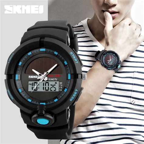 Skmei Jam Tangan Analog Digital skmei jam tangan digital analog pria 1275