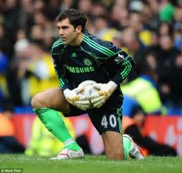 chelsea keeper hilario retires as former chelsea keeper hints at coaching