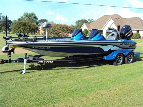 used nitro z21 bass boats for sale used nitro boats for sale boats