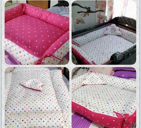 Baby Nest Kasur Bayi Babynest square babynest with cloud pillow diy projects